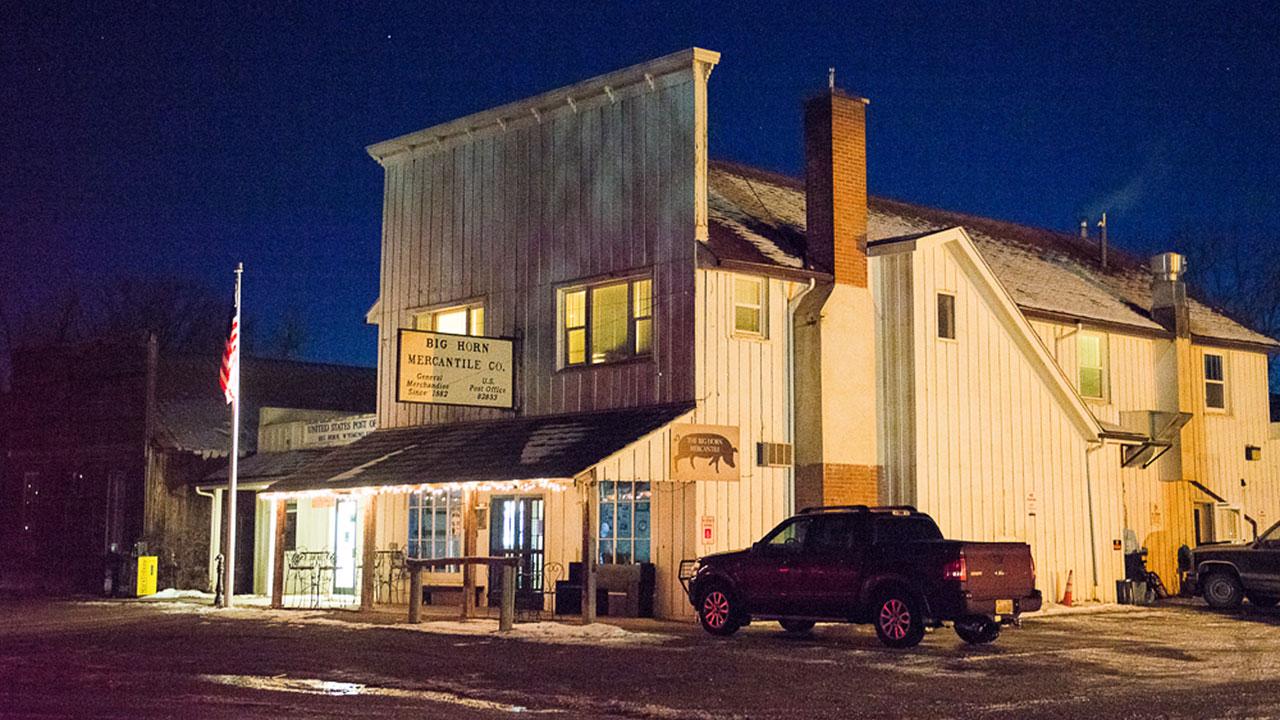 Big Horn Sheridan Wyoming Travel And Tourism