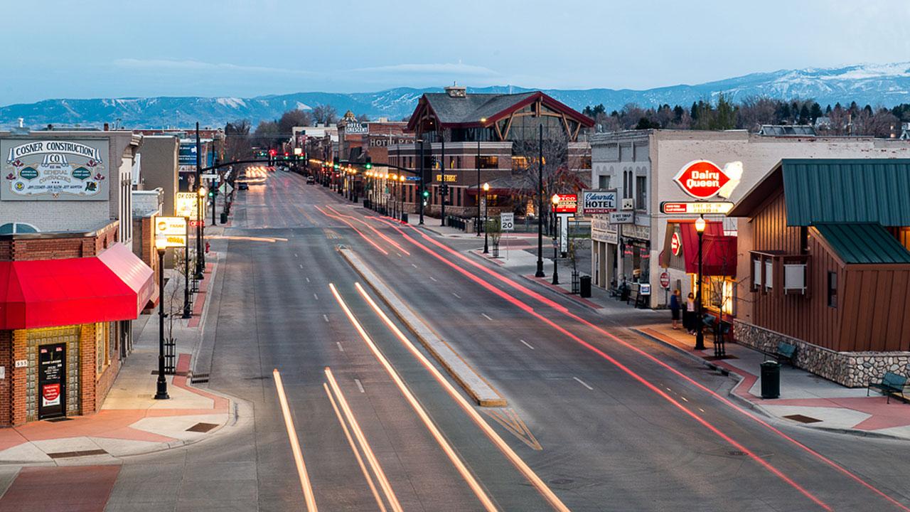 Downtown Sheridan Sheridan Wyoming Travel And Tourism